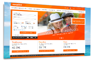 agence de communication easy jet